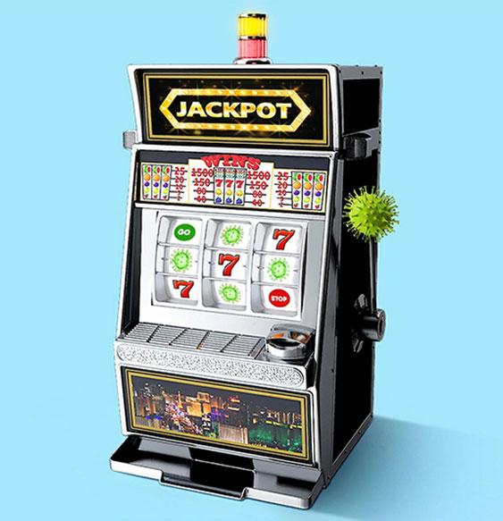 Top Gambling States